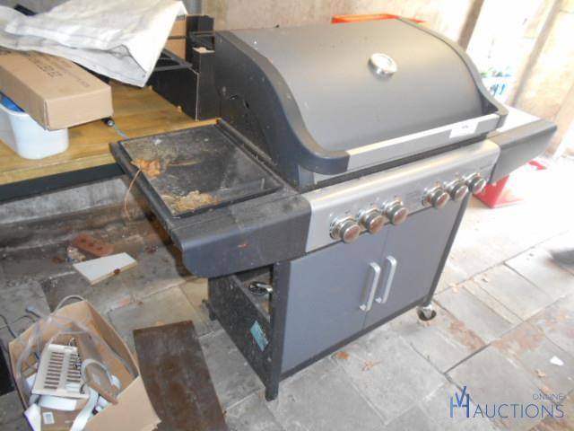 nice cooker gas barbecue